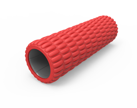 Gatortail_Foam_Roller_Red_Grey_large