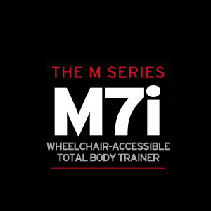 M7i Keiser Wheelchair Accessible Total Body Trainer logo 1