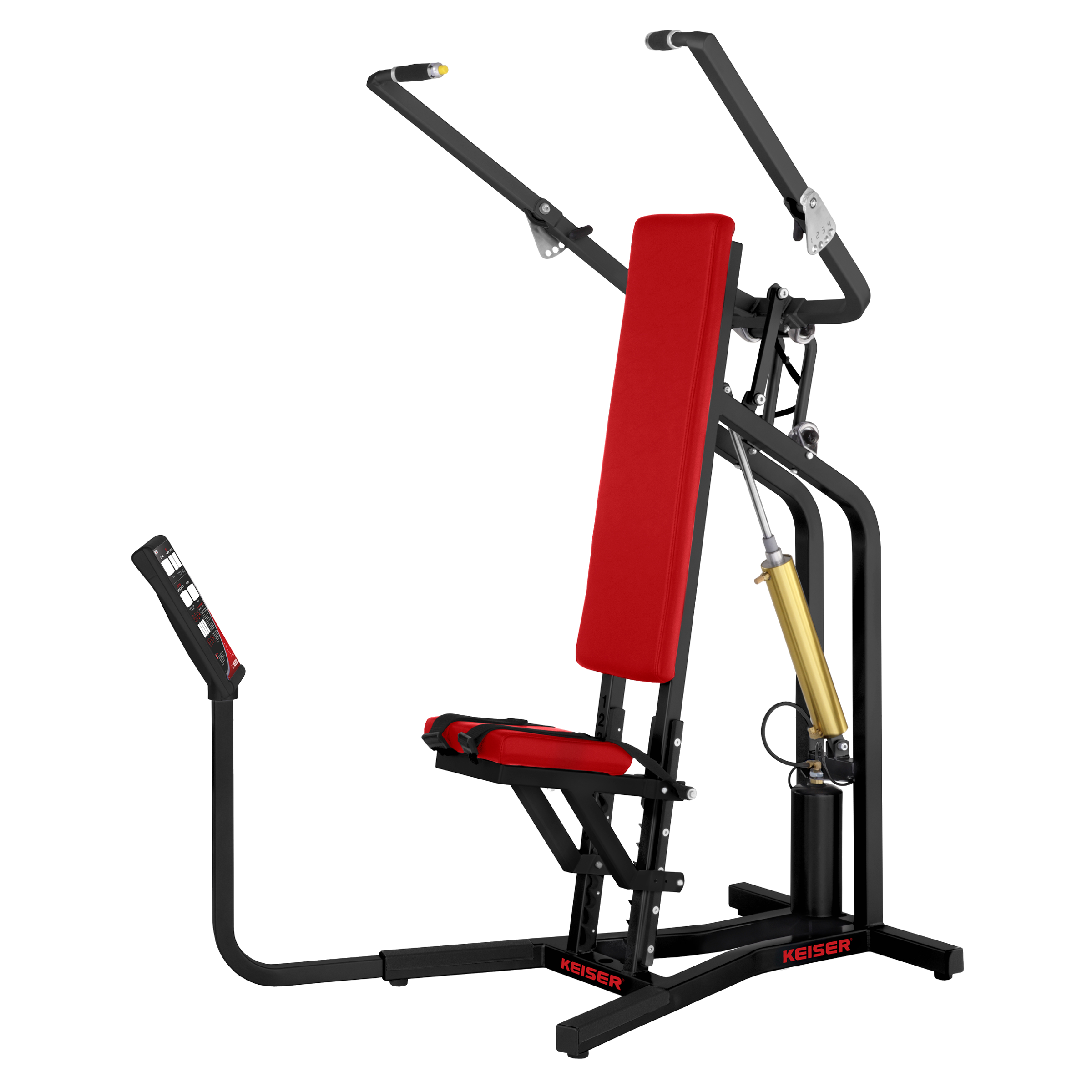 Keiser Air250 Lat Pull Down