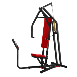 Keiser Air250 Seated Chest Press Strength Machine