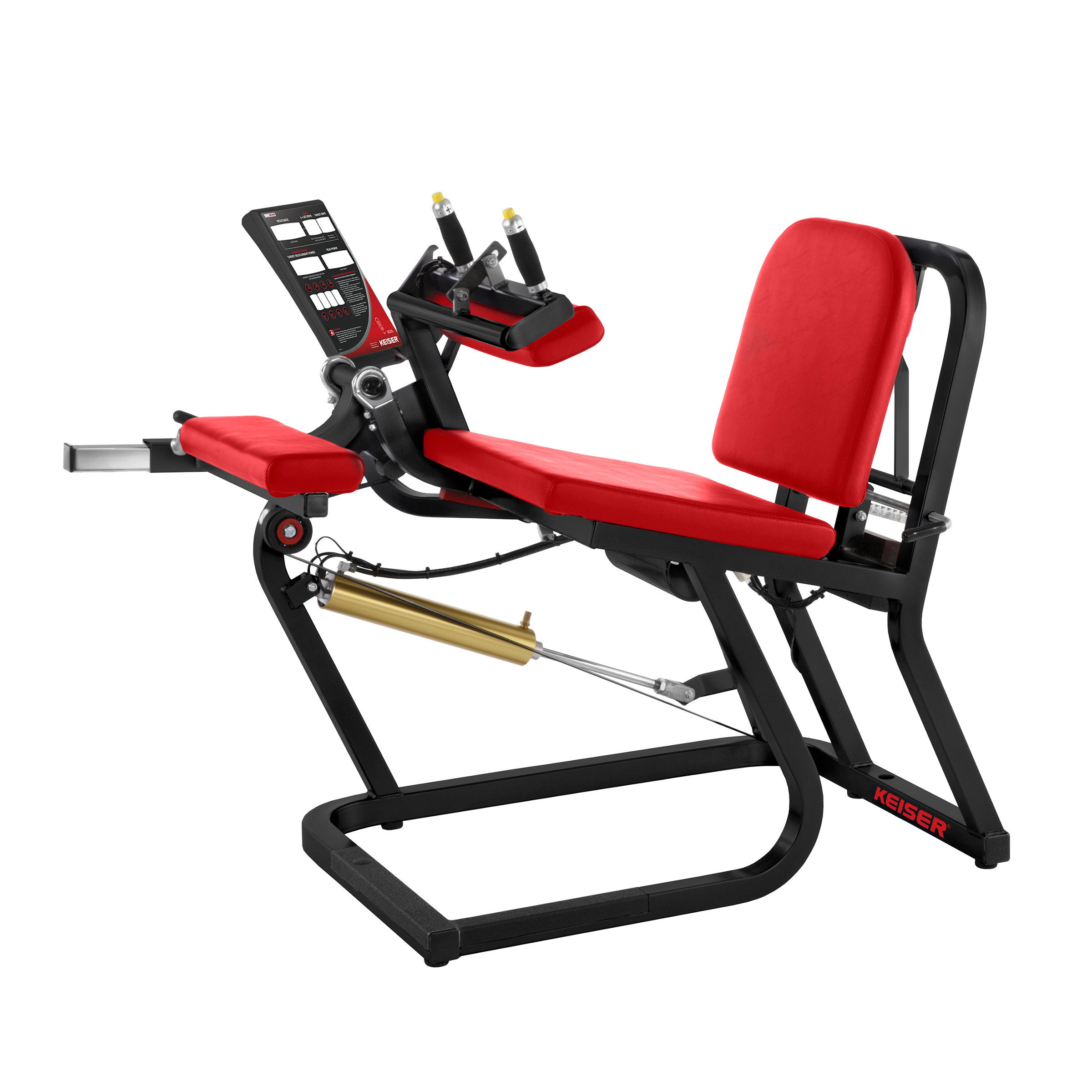 Air 250 Seated Leg Curl