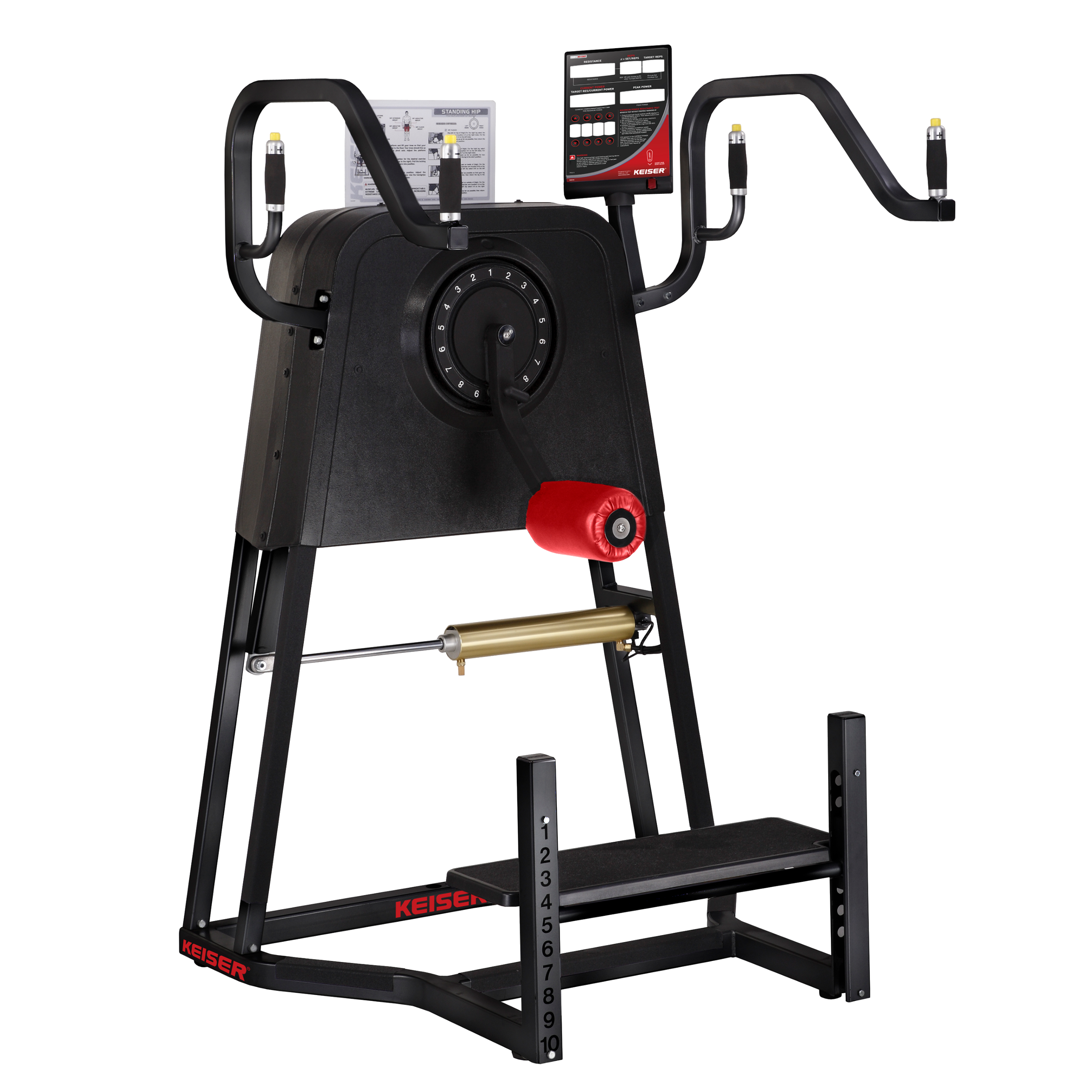 Keiser Air250 Standing Hip Strength Machine