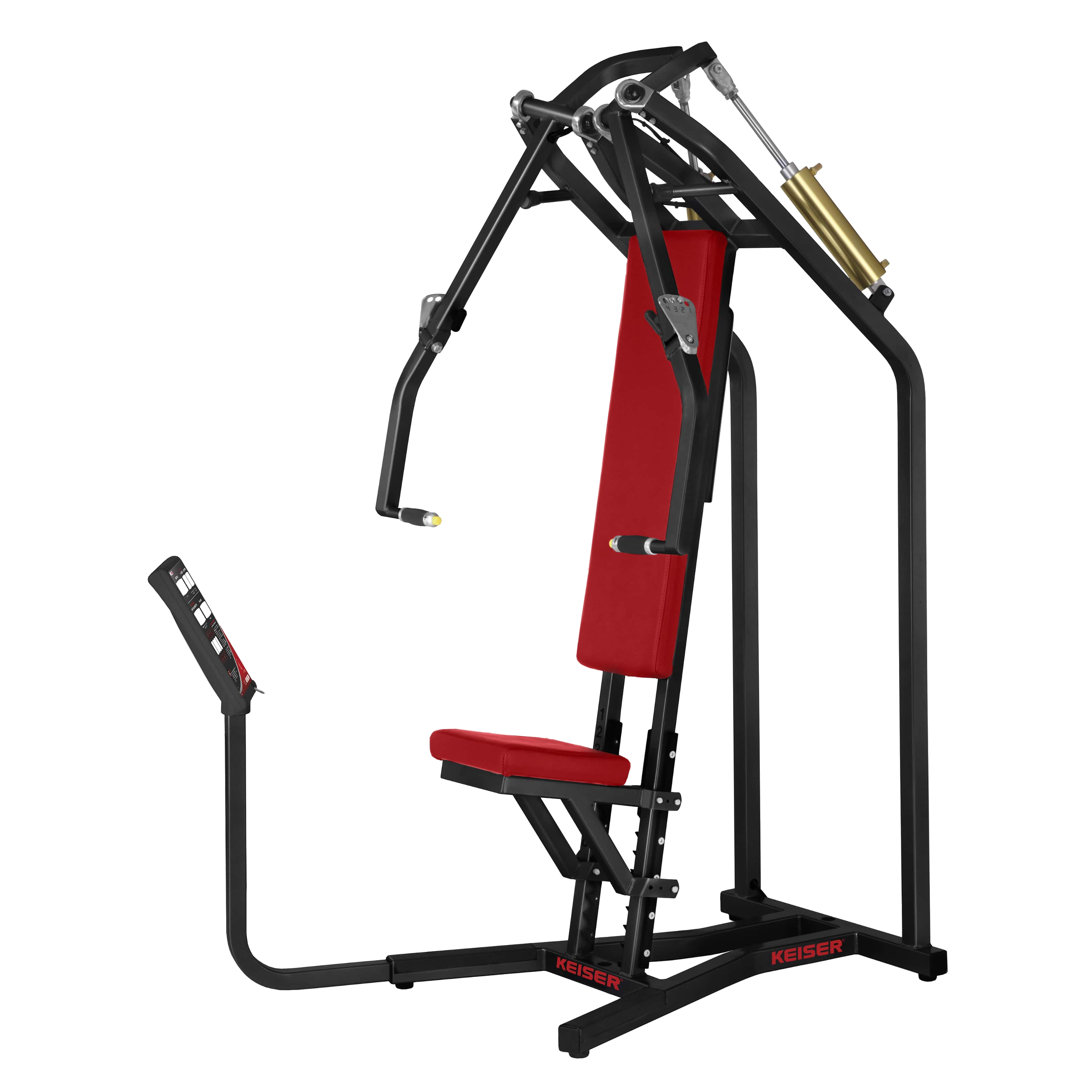 AIR 350 Biaxial Chest Press
