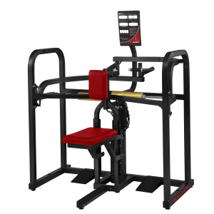 Keiser Air350 Biaxial Upper Back Strength Machine