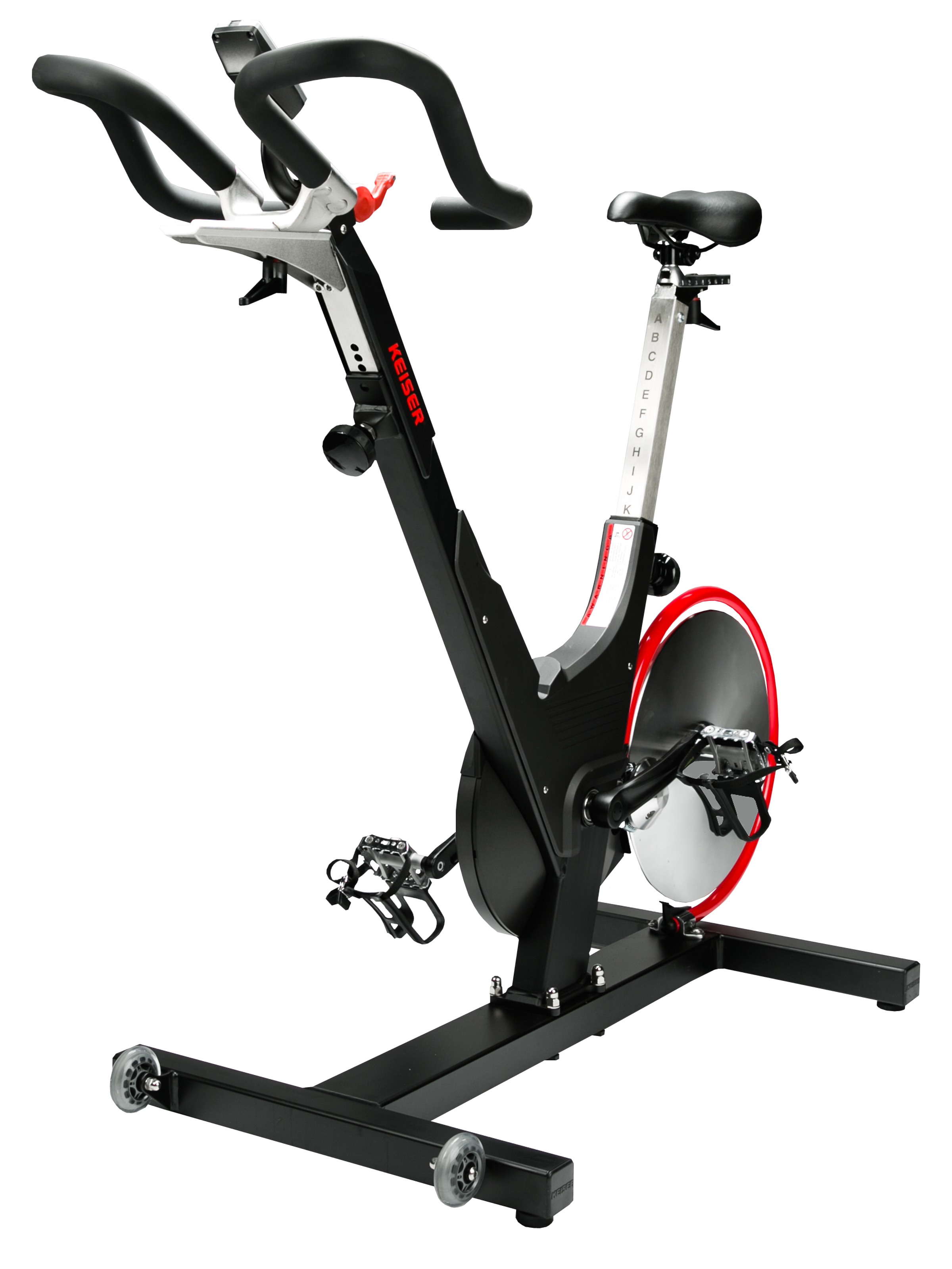 Keiser M3i Indoor Studio Cycle Real Time Leisure
