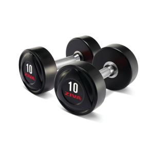 SL Virgin Rubber commercial dumbbells