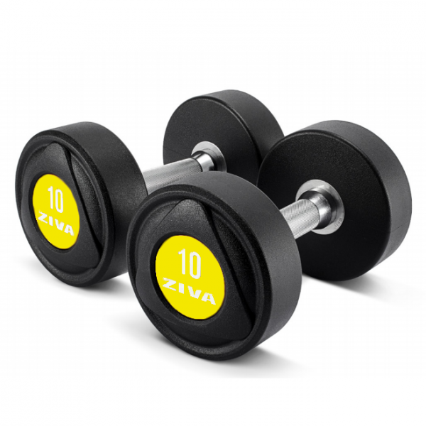 ZIVA SL Dumbbell yellow
