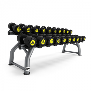 ZIVA SL Urethane Dumbbell Set