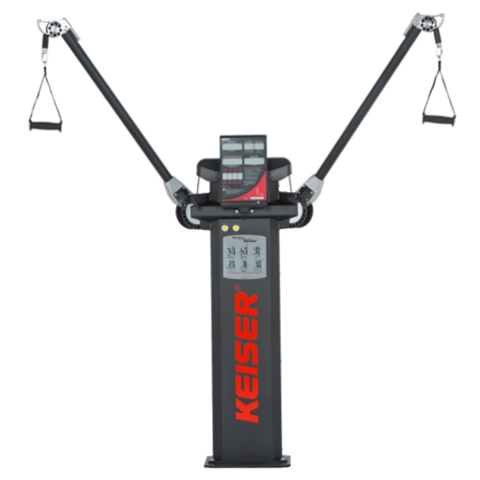 Floor Mount Keiser Functional Trainer