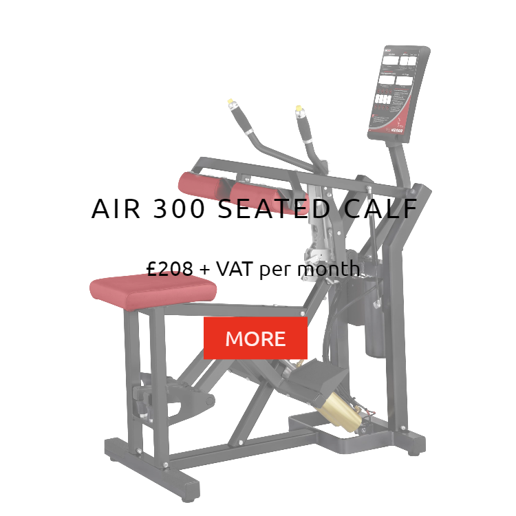 Keiser Air 300 Seated Calf Rental Prices