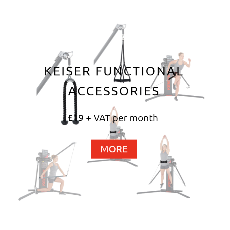 Keiser Functional Accessories Pack Rental Price