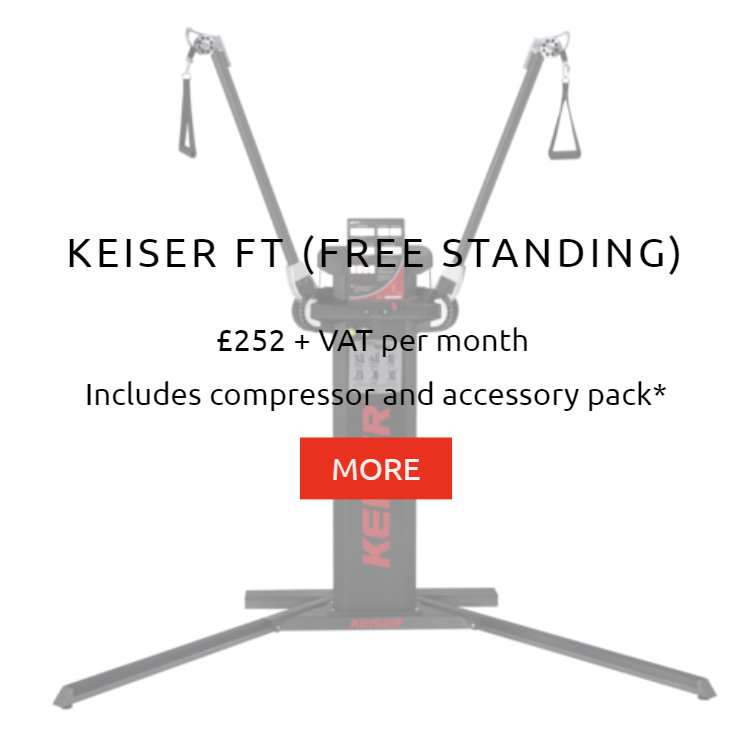 Keiser Functional Trainer Free Stand Rental Price