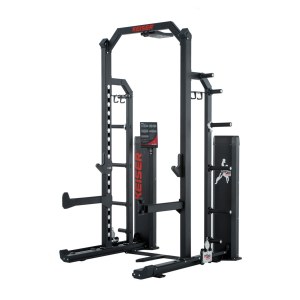 9 Foot Half Rack, Short Base, With Air