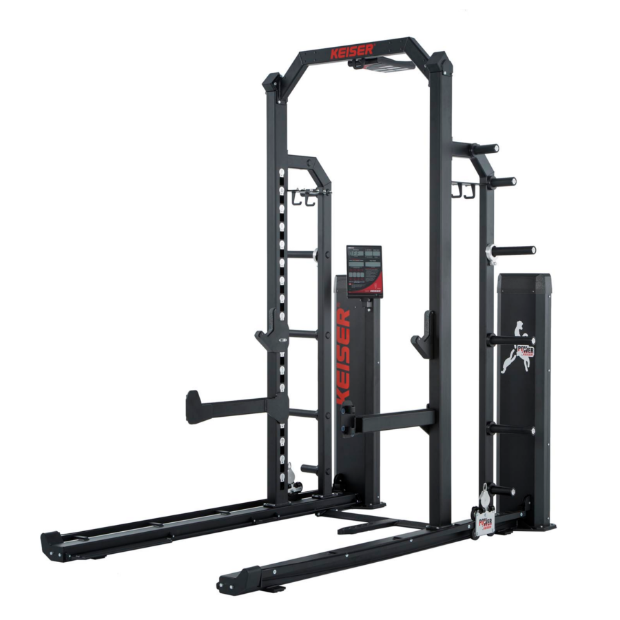 8 Foot Half Rack, Long Base, With Air