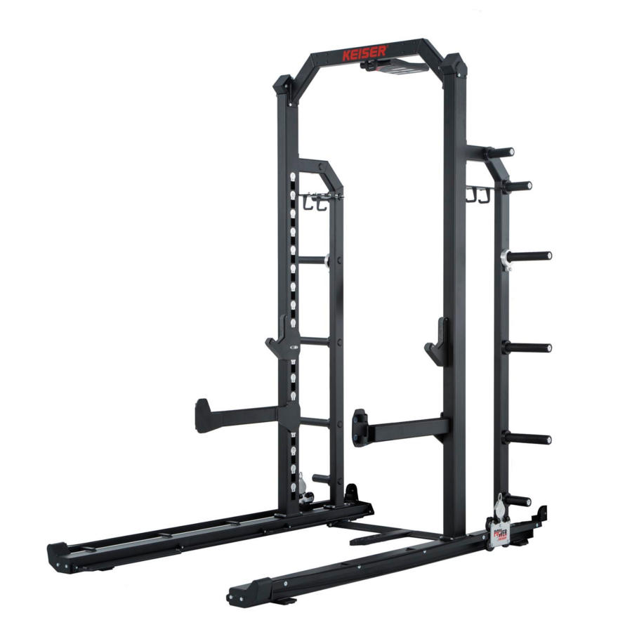 Keiser Half Rack Without Air Rental