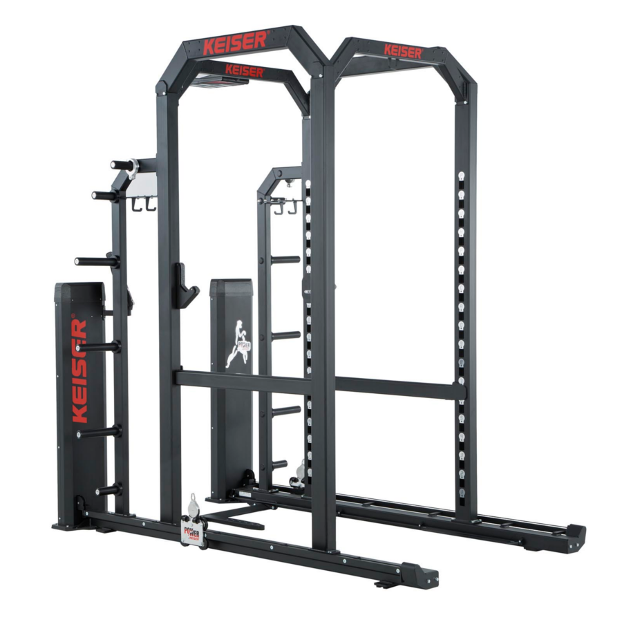 8 Foot Power Rack With Air