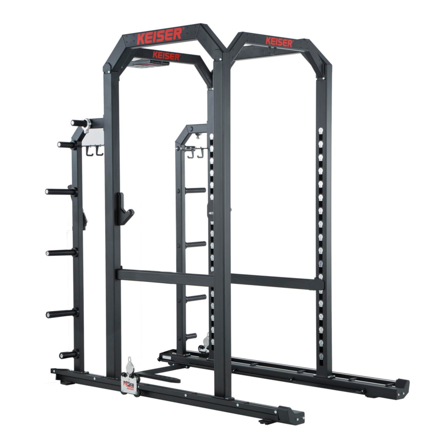 8 Foot Power Rack Without Air