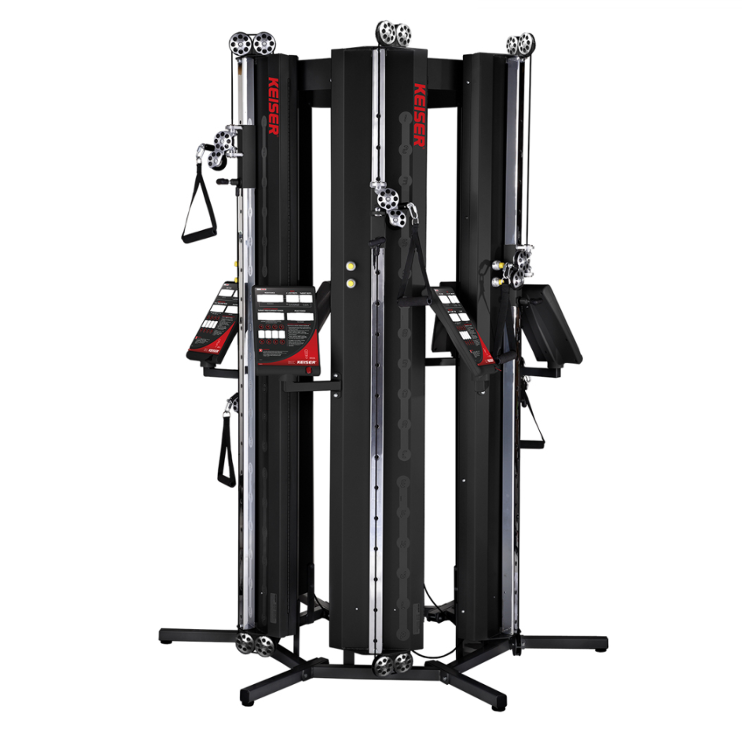 Keiser Six Pack Rental Price