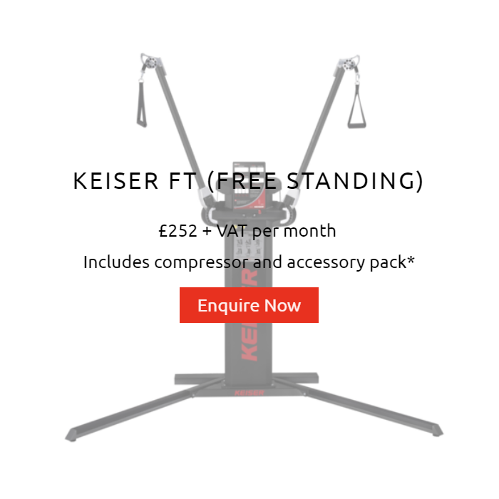 Rent Keiser Functional Trainer with Free Stand Base