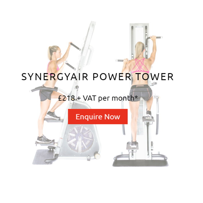 Rent synergy power tower