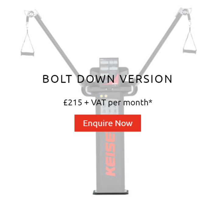 Bolt down version