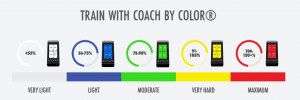 Life Fintess IC6 Coach by Colour